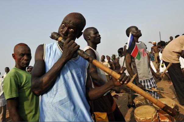 Life force magazine after decades of conflict southern sudan declared independence from the north on july 9th 2011 people came to the john garang memorial in the capital sciox Images