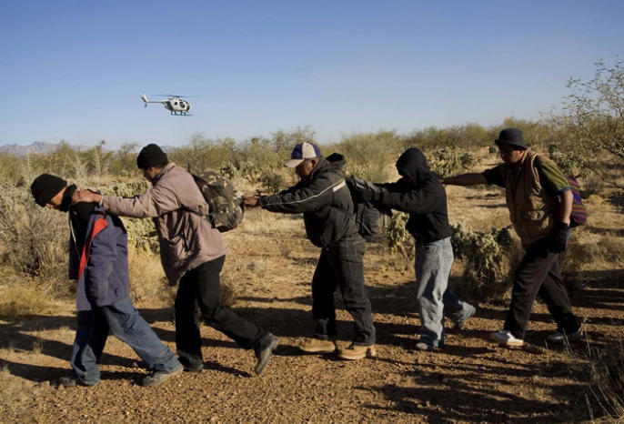 argumentative essay on border patrol Border patrol the united states of america is plagued by many problems—including the infamous border wars waged by highly skilled and trained border patrol agents.