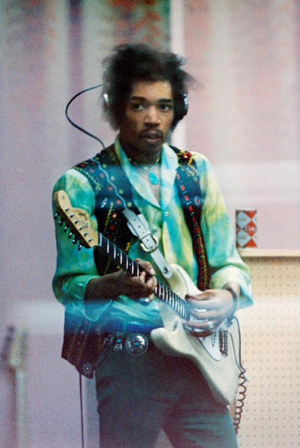 "the extraordinary jimi hendrix essay Meeting the ghost of jimi hendrix  at electric lady check out our photo essay on today's ""show  ireland reveals extraordinary ancient."